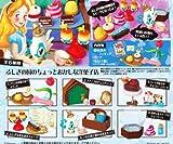 ふしぎの国のアリス ふしぎの国の洋菓子店 ディズニー アニメ 食玩 リーメント(全6種フルコンプセット)