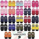 2015-2016 ベビースノーミトン グローブ 手袋 WARM GLOVES Baby Mitten 1-2才 3-4才