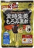 金時生姜もろみ黒酢 大容量3ヶ月分 101.37g(545mg×186粒)