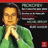 プロコフィエフ:ピアノ協奏曲全集 つかの間の幻影 他