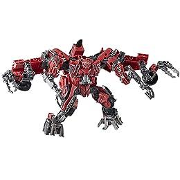 トランスフォーマーズ Transformers Toys Studio Series 66 Leader Class Revenge of The Fallen Constructicon Overload
