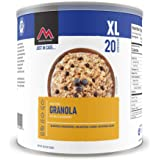 Mountain House Granola with Milk & Blueberries   Freeze Dried Backpacking & Camping Food