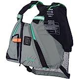 ONYX MoveVent Dynamic Paddle Sports Life Vest, Aqua