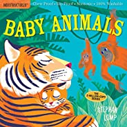 Indestructibles: Baby Animals: Chew Proof · Rip Proof · Nontoxic · 100% Washable (Book for Babies, Newborn Boo