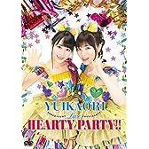 ゆいかおりLIVE HEARTY PARTY!! [DVD]