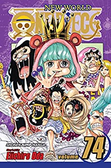 One Piece, Vol. 74: Ever at Your Side (One Piece Graphic Novel) by [Oda, Eiichiro]