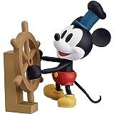 ねんどろいど 蒸気船ウィリー ミッキーマウス 1928 Ver. [カラー] ノンスケール ABS&PVC製 塗装済み可動フィギュア