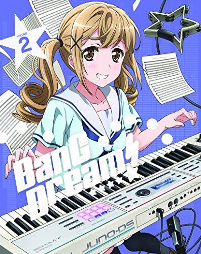 BanG Dream! 〔バンドリ! 〕 Vol.2  (新作OVA舞台挨拶付き先行上映会最速先行販売申込券 (7~8月予定)) [Blu-ray]