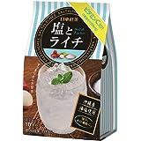 日東紅茶 塩とライチ 10P×6個