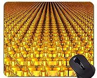 滑り止めマウスパッド滑り止めDhammakaya Pagoda仏宗教マウスパッド