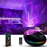 Galaxy Projector LED Star Night Light for Bedroom, Skylight for Adults Kids Girls Birthday Valentines Day Gifts, Ocean Wave S