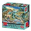 3Dジグソーパズル 恐竜の谷 150ピース
