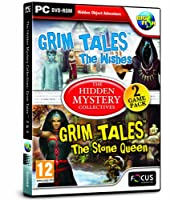 Grim Tales 3&4 - The Hidden Mystery Collectives (PC CD)