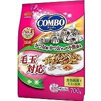 コンボ コンボ キャット 毛玉対応 かつお味・かつおチップ・小魚添え 700g