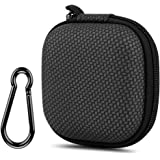 Earphone Case, Music tracker Portable Travel EVA Headphone Storage Bag Earbud&Cell Phone Accessories Organizer Carrying Case