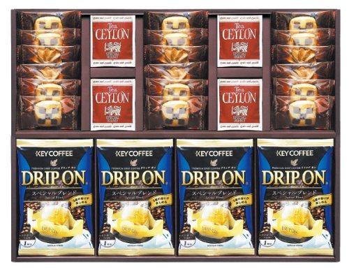 ドリップコーヒー&クッキー&紅茶アソートギフト B154-05