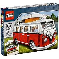【 LEGO 】 レゴ VW フォルクスワーゲン T1 バス キャンピングカー