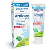 Boiron Arnicare Gel, 4.1 Ounce, Homeopathic Medicine for Pain Relief and Bruises