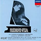 Mozart: Piano Concerto 14 by Friedrich Gulda (2015-11-04)