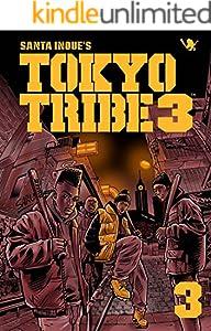 TOKYO TRIBE3 3巻 表紙画像
