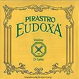 PIRASTRO EUDOXA 214341 バイオリン弦 オイドクサ D線 (線の太さ:16 3/4(標準))