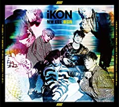 WORLDWIDE♪iKONのCDジャケット