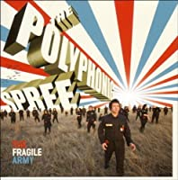 Fragile Army-Deluxe UK ed.