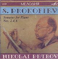 Piano Sonatas 2,4 & ,6