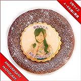 写真ケーキ ガトーショコラケーキ