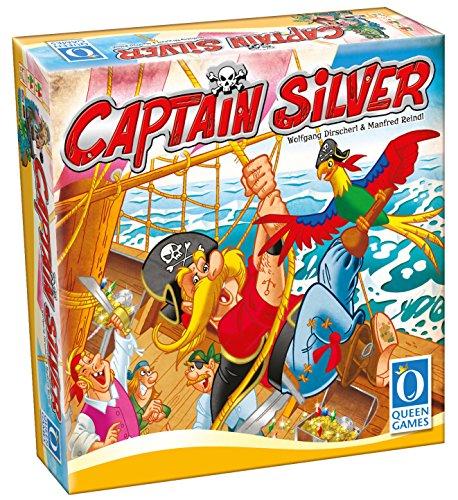 キャプテンシルバー(Captain Silver):パッケージ
