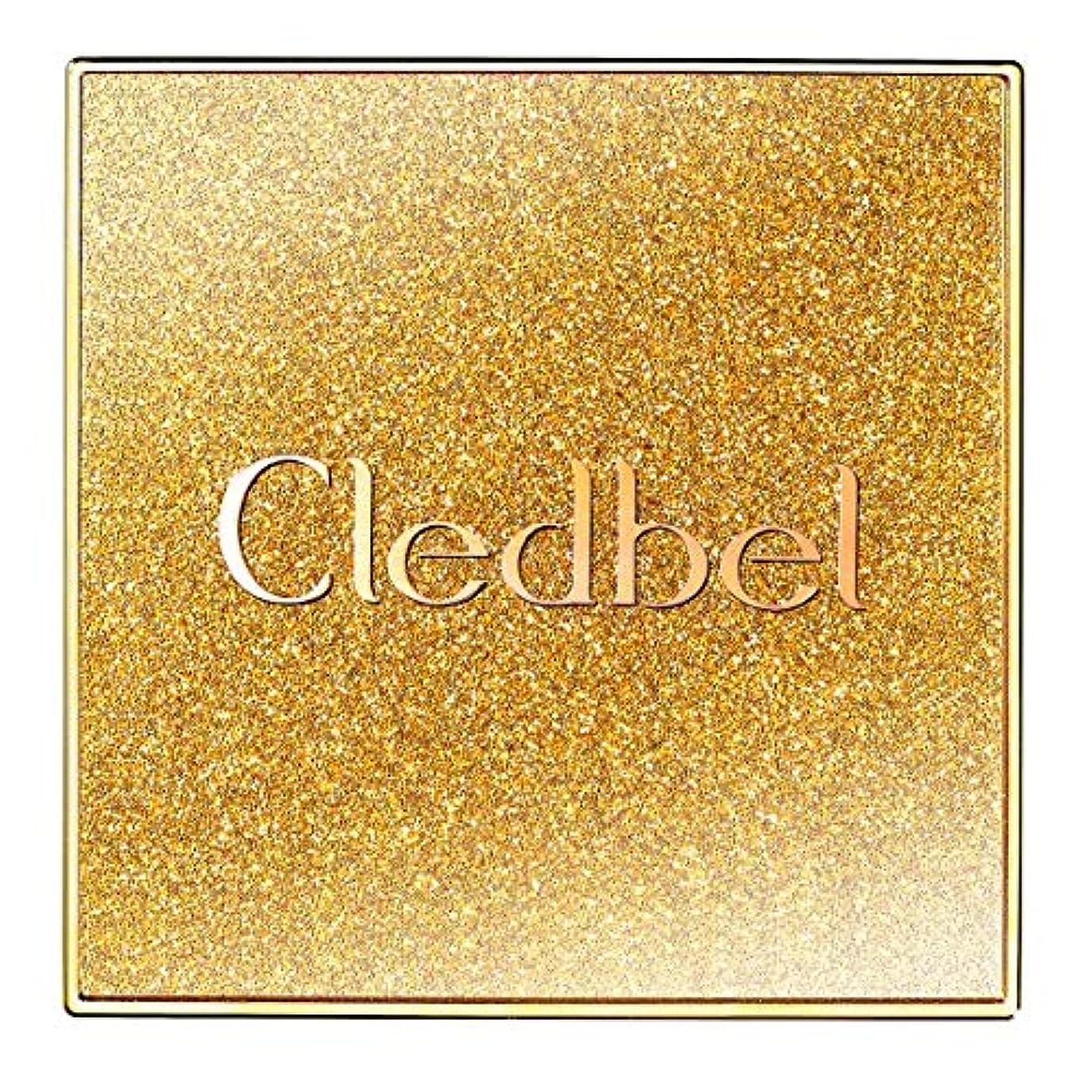 コーンウォール熟読する排除する[Cledbel] Miracle Power Lift V Cushion SPF50+ PA+++ GOLD EDITION/クレッドベルミラクルリフトV クッション [並行輸入品]