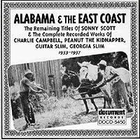 Alabama & East Coast