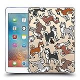 Head Case Designs アラスカン・マラミュート ドッグブリード・パターンズ6 ソフトジェルケース Apple iPad Pro 9.7