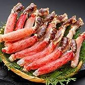 札幌蟹販 特大 生冷たらばがに棒肉 1.0kg (10~20本入・加熱用)