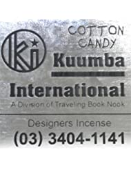 KUUMBA / クンバ『incense』(COTTON CANDY) (Regular size)