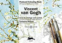 Van Gogh (Postcard Colouring Books)