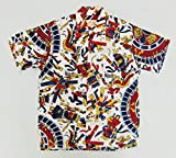 【ORIGINAL TEL-ART S.A.】 古着ヴィンテージ・アロハシャツ Mサイズ  メキシコ製