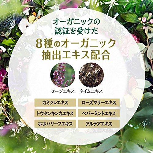 『ランドリン ボタニカル 柔軟剤 リラックスグリーンティーの香り 500ml』の4枚目の画像