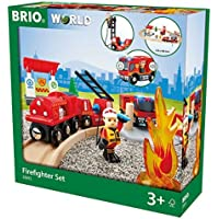 BRIO Rescue Firefighter Set [並行輸入品]