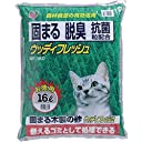 アイリスオーヤマ ウッディフレッシュ 猫砂 16L WF-160