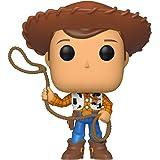 Funko FU37383 POP Disney 522 Toy Story 4 Sheriff Woody Vinyl Play Figure