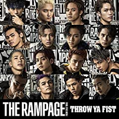 Starlight♪THE RAMPAGE from EXILE TRIBEのCDジャケット