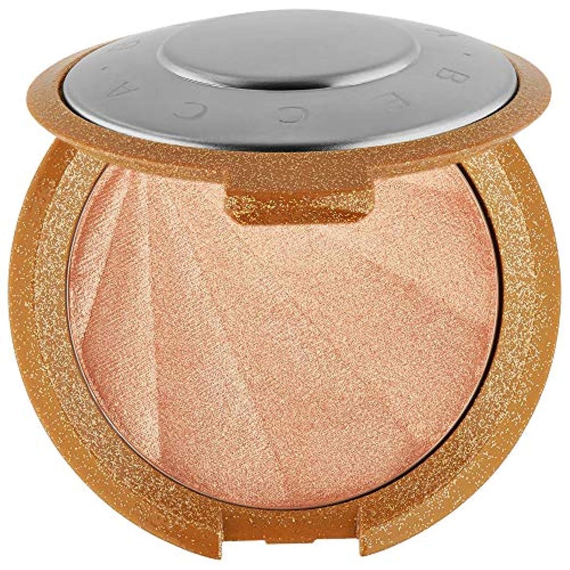 インカ帝国洋服理容師ベッカ Shimmering Skin Perfector Pressed Powder - # Champagne Pop (Collector's Edition) 7g/0.25oz並行輸入品
