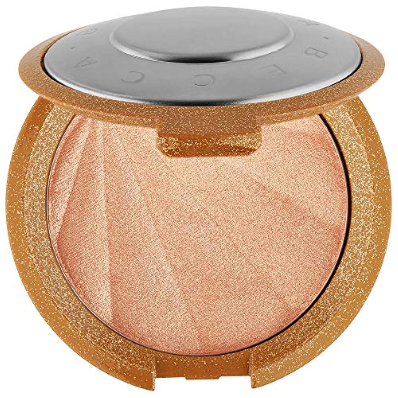 貢献入口不実ベッカ Shimmering Skin Perfector Pressed Powder - # Champagne Pop (Collector's Edition) 7g/0.25oz並行輸入品