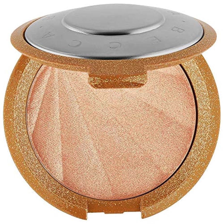 団結イチゴマージベッカ Shimmering Skin Perfector Pressed Powder - # Champagne Pop (Collector's Edition) 7g/0.25oz並行輸入品