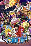 One Piece: Writing Journal - Lined Notebook -(6x9 - 100 Pages)