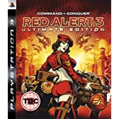Command & Conquer Red Alert 3 (輸入版)日本版PS3動作可
