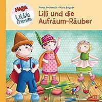 HABA Little Friends - Lilli und die Aufraeum-Raeuber
