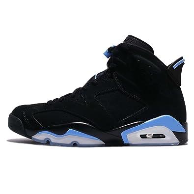 Amazon | (ジョーダン) エアジョーダン 6 レトロ メンズ バスケットボール シューズ Air Jordan 6 Retro UNC  384664-006 [並行輸入品] | バスケットボール