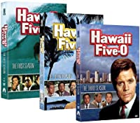 Hawaii Five-O: Seasons 1-3